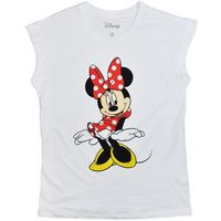 Disney Minnie Mouse Short Sleeve T-Shirt (Size 14) image