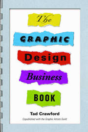 The Graphic Design Business Book by Tad Crawford image