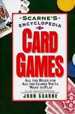 Scarne's Encyclopedia of Card Games by John Scarne image