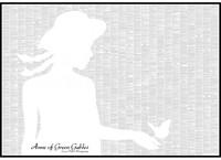 Spineless Classics Anne Of Green Gables Print (100 x 70cm)
