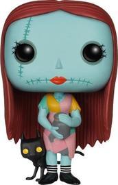 Nightmare Before Christmas: Sally with Nightshade Pop! Vinyl Figure