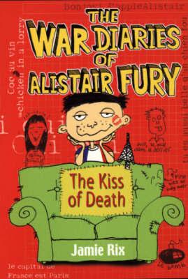 The War Diaries Of Alistair Fury: by Jamie Rix image