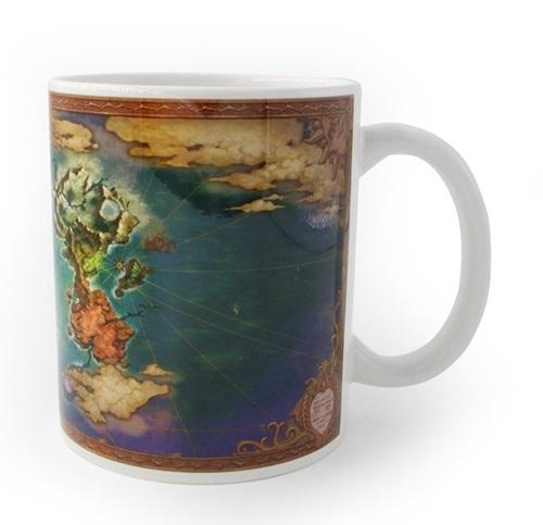 Ni-No-Kuni 2 World Map Mug image