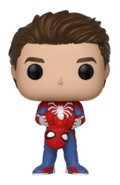 Spider-Man (PS4) - Spider-Man (Unmasked) Pop! Vinyl Figure
