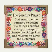 Natural Life: Corner Magnet - Serenity Prayer