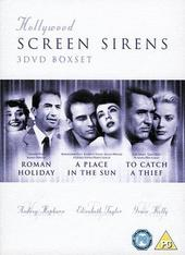 Hollywood Screen Sirens Triple Pack (to Catch A Thief, A Place In The Sun, Roman Holiday) (3 Disc) on DVD
