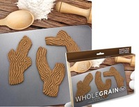WholeGrain Cookie Cutters - by Fred
