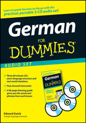 German For Dummies by Edward Swick