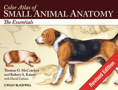 Color Atlas of Small Animal Anatomy by Thomas O. McCracken