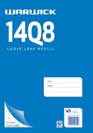 Warwick 14Q8 40lf Loose Leaf Refill Journal