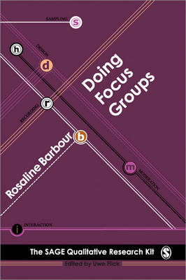 Doing Focus Groups by Rosaline S. Barbour