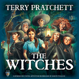 The Witches: Discworld Boardgame