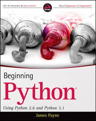 Beginning Python by James Payne