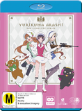 Yurikuma Arashi Complete Series on Blu-ray