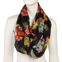 Pokemon: Floral Infinity - Viscose Scarf
