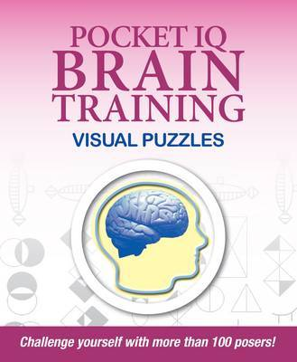 Pocket IQ Brain Trainer: Visual Puzzles by Erwin Brecher image