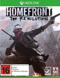 Homefront: The Revolution for Xbox One