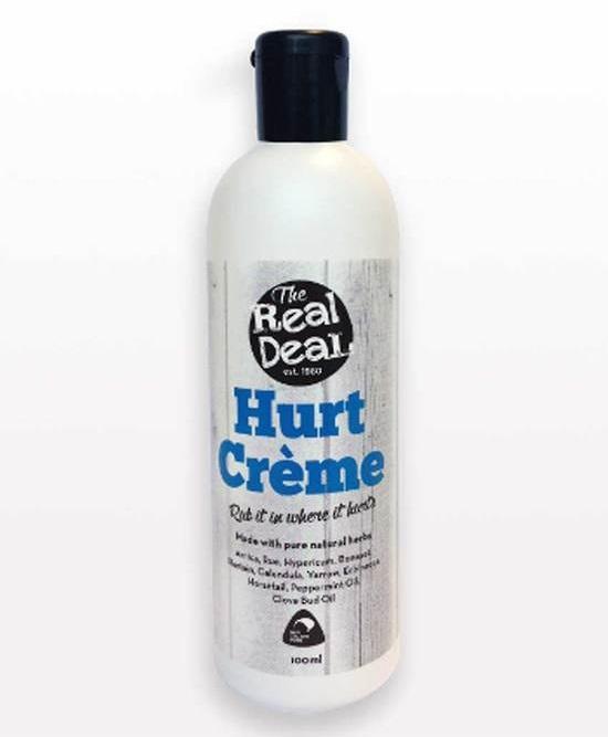 Real Deal Hurt Cream (100ml)