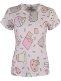 Pusheen Sweet Treats T-Shirt (Medium)