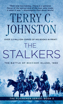 The Stalkers by Terry C. Johnston
