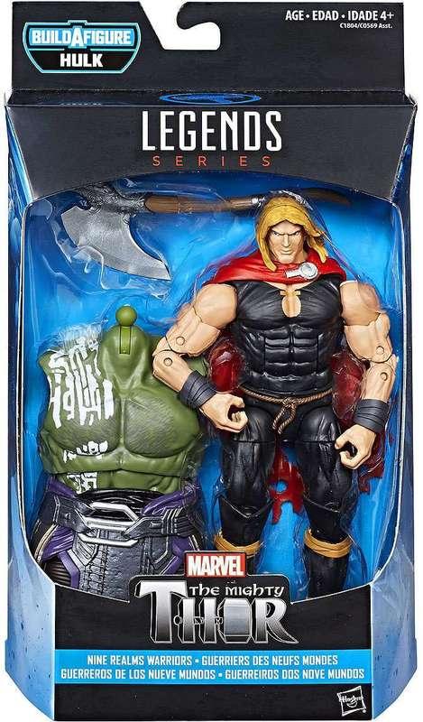 """Marvel Legends: Odinson - 6"""" Action Figure"""