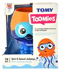 Tomy Toomies: Spin & Splash Jellyfish - Bath Toy