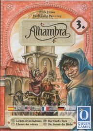 Alhambra: The Thief's Turn Expansion image
