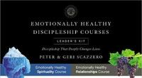 Emotionally Healthy Discipleship Course Leader's Kit by Peter Scazzero