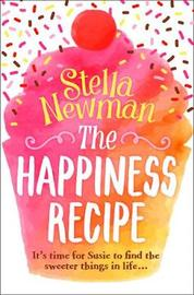 The Happiness Recipe by Stella Newman image