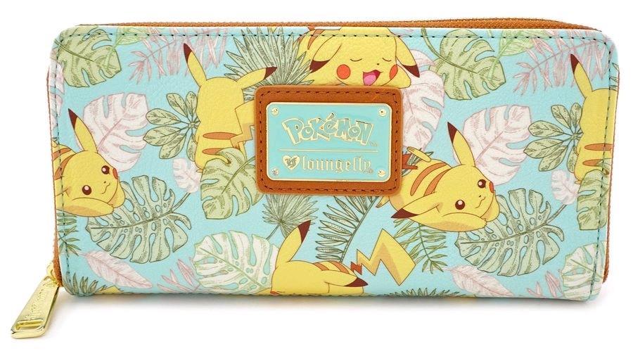 Loungefly: Pokemon - Pikachu Zip-Around Wallet image
