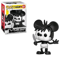Disney: Plane Crazy Mickey (90th Anniversary) - Pop! Vinyl Figure image