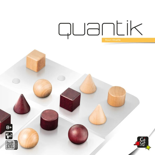 Quantik - Board Game