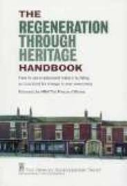 Regeneration Through Heritage Handbook by Fred Taggart image