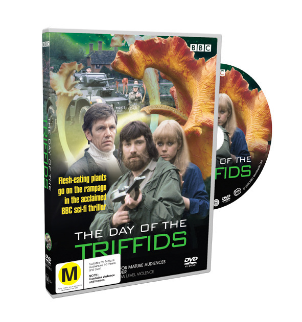 The Day Of The Triffids on DVD