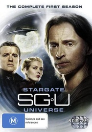 Stargate Universe - Season 1 (5 Disc Set) on DVD