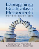 Designing Qualitative Research by Dr Catherine Marshall