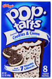 Kellogg's Pop Tarts Frosted Cookies and Creme