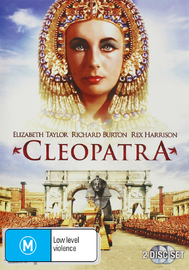 Cleopatra on DVD