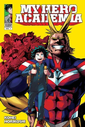 My Hero Academia, Vol. 1 by Kohei Horikoshi image