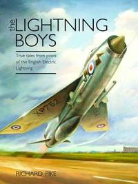The Lightning Boys by Richard Pike