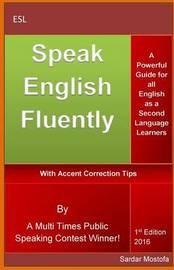 Speak English Fluently by Sardar Mostofa image