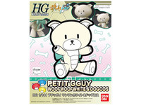 HGPG Petit'gguy WanWan White & Dogcosu - Model Kit