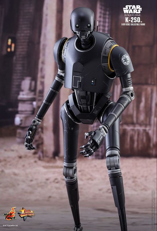 """Star Wars: Rogue One - K-2SO - 12"""" Scale Figure"""