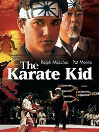 The Karate Kid on DVD