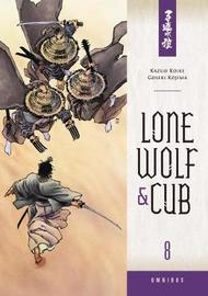 Lone Wolf And Cub Omnibus Volume 8 by Kazuo Koike