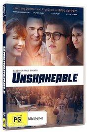 Unshakeable on DVD