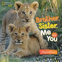 Brother, Sister, Me, and You by Mary Quattlebaum