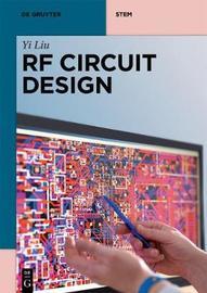 RF Circuit Design by Yi Liu