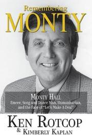Remembering Monty Hall by Ken Rotcop