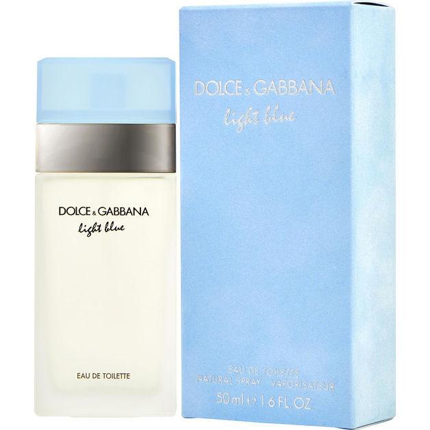 Dolce & Gabbana - Light Blue Perfume (50ml EDT)